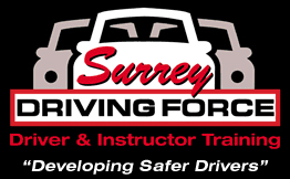 Driving Lessons Surrey, Surrey Driving Lessons Logo